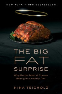 The Big Fat Surprise Book Cover